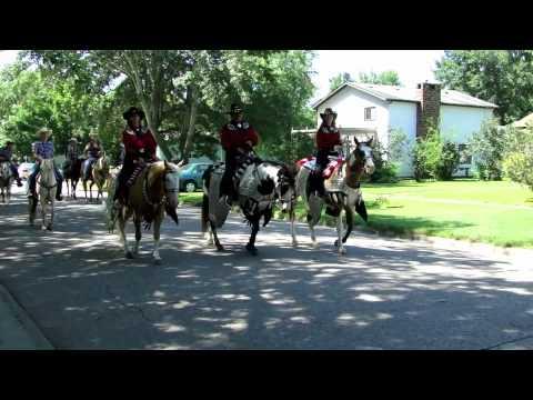 Woodbine Parade