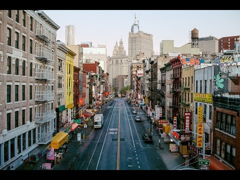 China Town in New York - A Cheaper & Quite Place