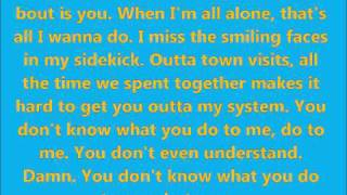 Bow Wow(ft. T-Pain)- Outta My System(Lyrics on Screen)