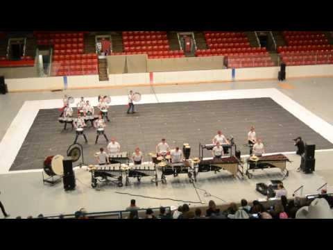 Arts in Motion 2017 - Calgary Stetsons Showband Winterguard