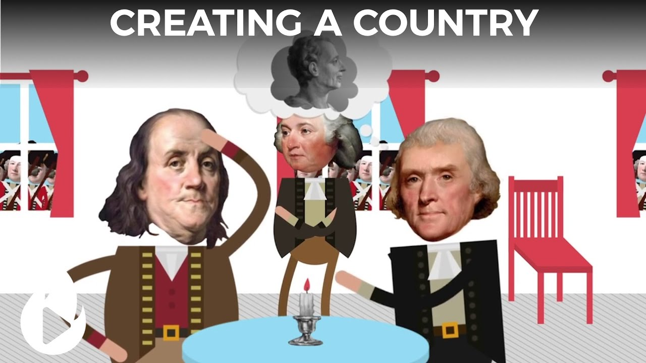 America's Founding, Ep. 6: Creating a Country
