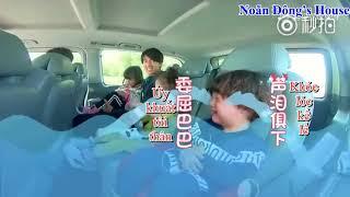 [Vietsub] Baby let me go mùa 3: Hào Hào gắt ngủ