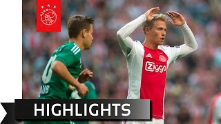 Highlights Ajax - Rapid Wien