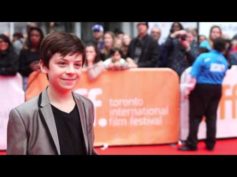 Remember:  Peter Dacunha TIFF 2015 Movie Premiere Gala Arrival