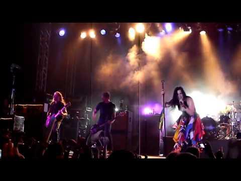 Evanescence - Live In Porto Alegre, Brazil 2012 (Full Concert)