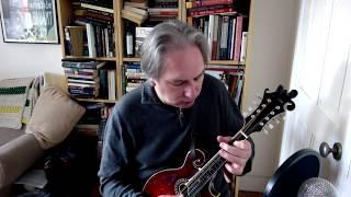 Patsy Geary's (jig) on mandolin