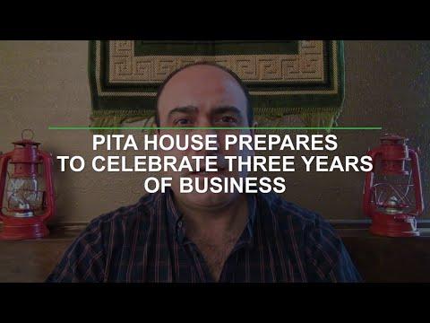 Pita House prepares to celebrate three years of business
