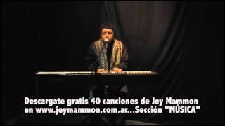 Jey Mammon - Mamá Papá - Piano