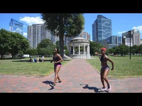 Kes x Nailah Blackman- Workout (Dance Fitness) Cover