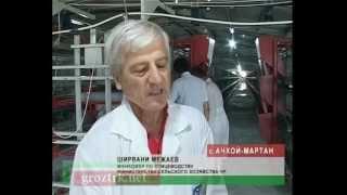Птицефабрика приобретает товарный вид Чечня.(Комментарии к видео доступны на http://www.groztrk.net В этих коробках «ножки Буша», так сказать, в живом виде. Еще..., 2012-08-10T06:31:23.000Z)