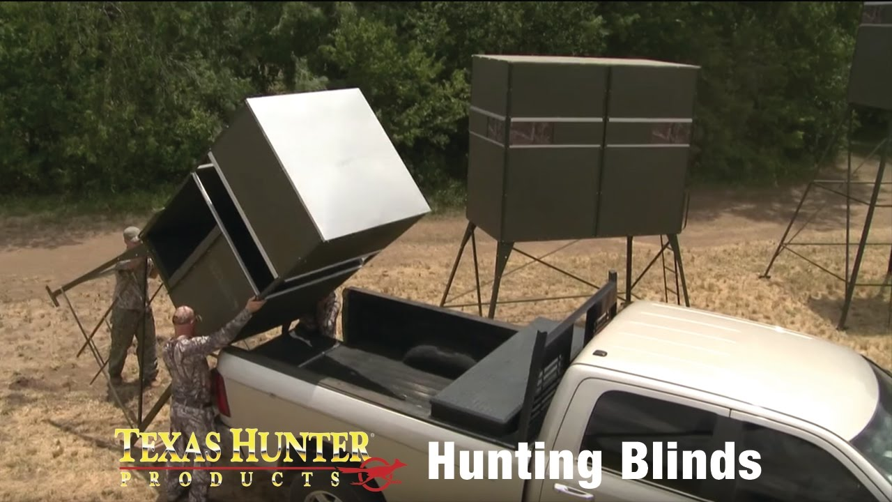 enclosed predator hunting crossover redneck fiberglass for deer minneapolis blind premier mn trailers sale blinds