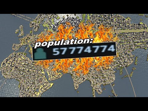 when-you-overpopulate-the-earth-in-cities-skylines