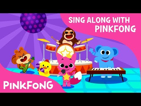 Let's Sing Together | Sing Along with Pinkfong | Pinkfong Songs for Children