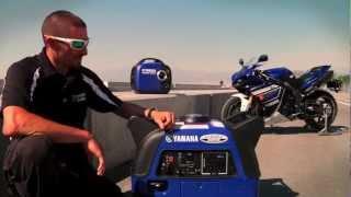 Yamaha Generators & Superbike Champion Josh Hayes
