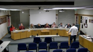 School Board Meeting 11/13/18