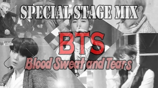 BTS - Blood Sweat & Tears @Show Music Core Stage Mix