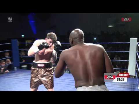EBA REPEAT OR REVENGE - Sam Delaney vs Shaun Williams