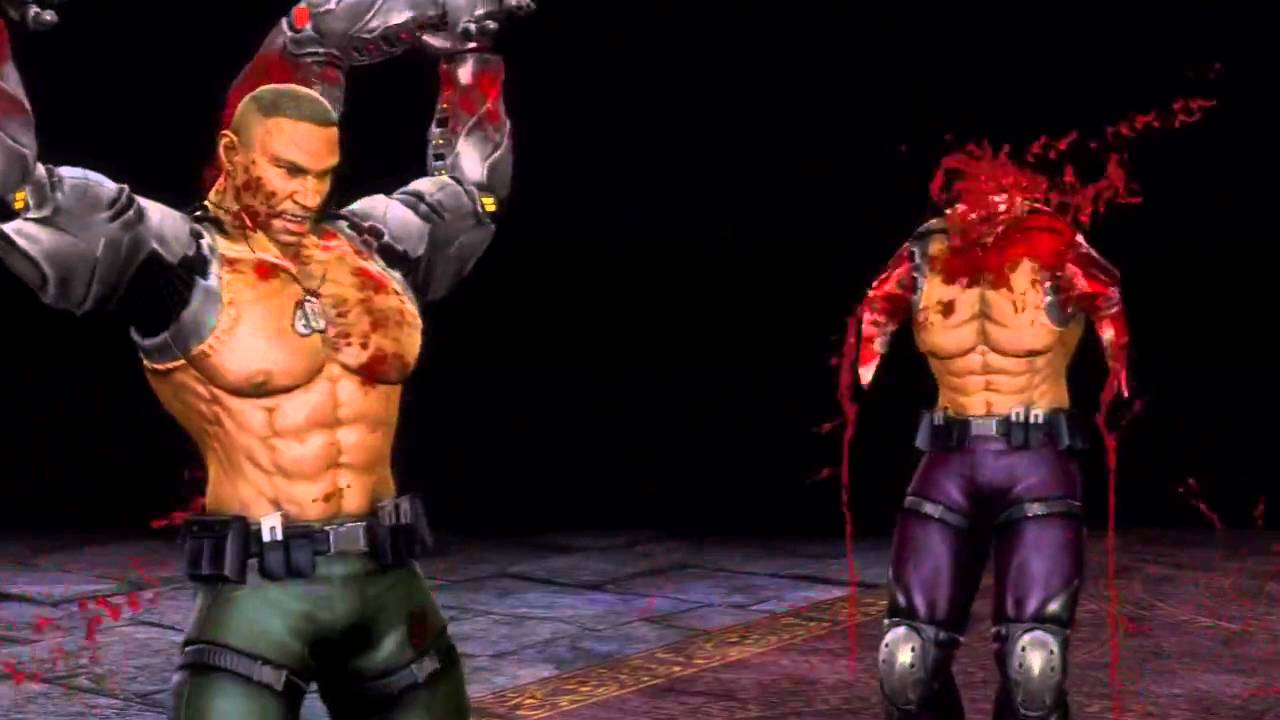 Mortal Kombat Jax Fatalities And Babality Tutorial