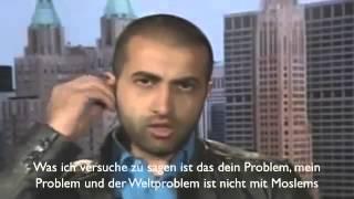 Ex Muslim, der Sohn des Hamas Führers, spricht die Wahrheit aus