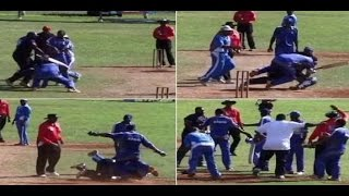 Top 10 Biggest Fights In Cricket Matches