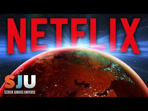 Netflix May Have a New Plan for World Domination  SJU