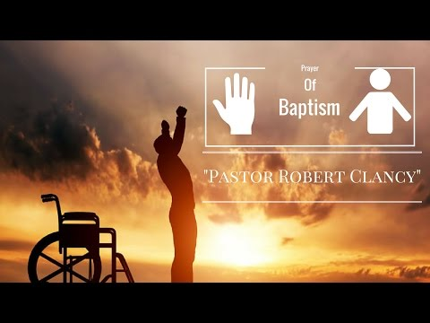 PRAYER TO RECEIVE THE BAPTISIM OF THE HOLY SPIRIT