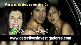 Parejas Grabadas en Acción - Detectives Investigadores 2018