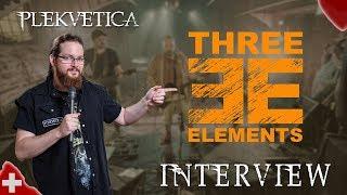 [ Interview ] Three Elements (2018) | Alternative Rock
