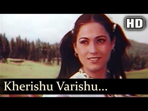 Kherishu Varishu  Harjaee Songs  Randhir Kapoor  Tina Munim  Asha Bhosle