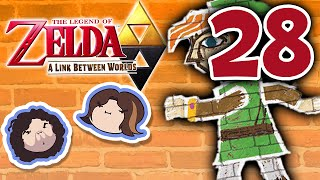 Zelda A Link Between Worlds: Shimmy Town - PART 28 - Game Grumps