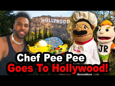 SML Movie: Chef Pee Pee Goes To Hollywood!