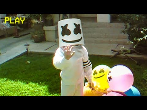 Marshmello - Flashbacks (Official Music Video)