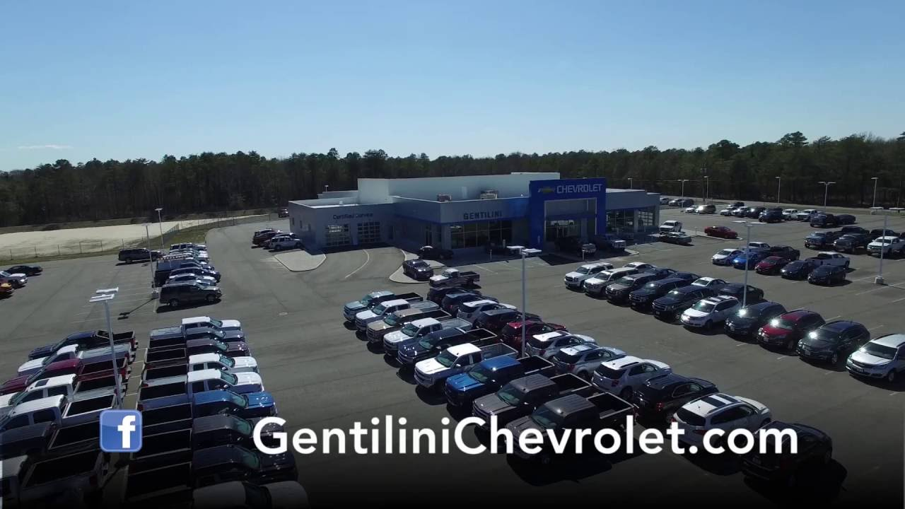 South Jersey Chevy Dealer   Gentilini Chevrolet   Woodbine ...