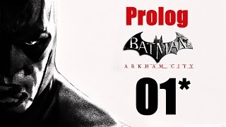 CZ tit. | Let's Play | Batman: Arkham City | #01 |