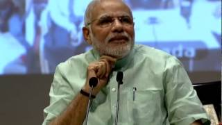 PM Narendra Modi answers questions of students across the country