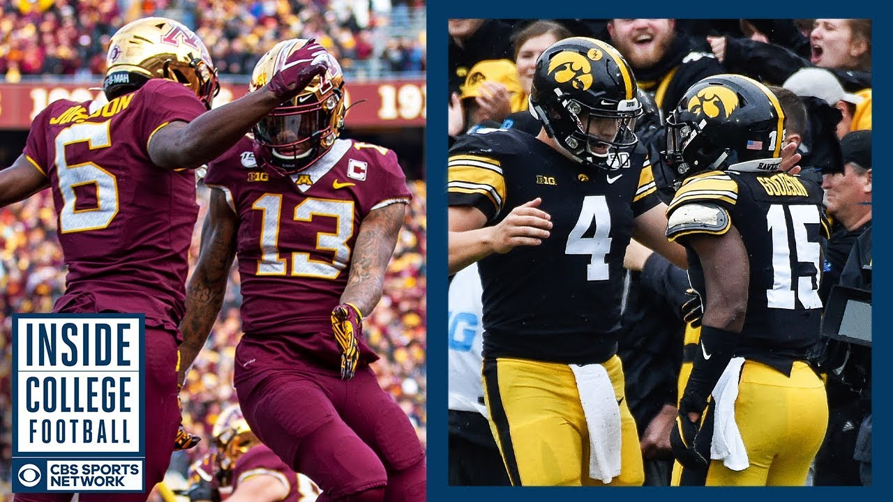 College Football 2019: Where to Watch Minnesota vs. Iowa, TV ...