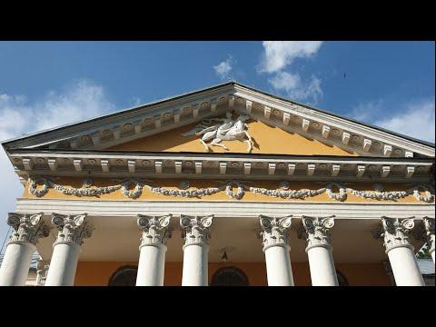 Верховня. Дворец Ганских. Оноре де Бальзак. Самое богатое поместье в Украине до революции 1917г.