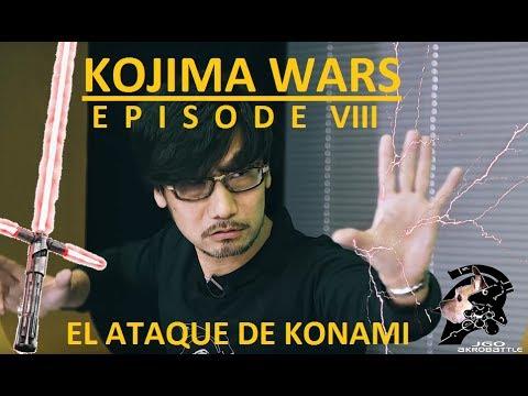 Kojima Wars Episodio VIII el Ataque de Konami. Nikkei retrata al gigante Nipón