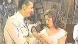 June Carter & Carl Smith - Love Oh Crazy Love (1953).