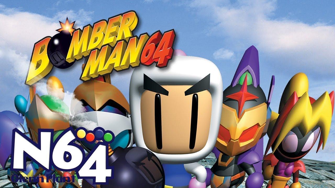 Bomberman 64 - Nintendo 64 Review - HD - YouTube