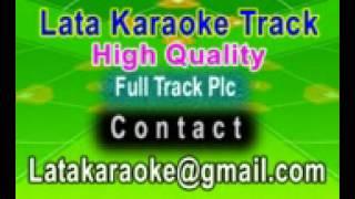 Suniye Zara Dekhiye Na Karaoke Geetaa Mera Naam {1974} Lata Mangeshkar
