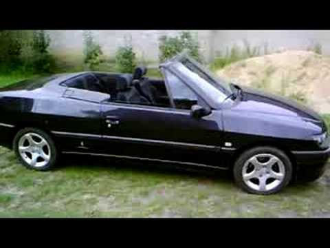 peugeot 306 cabrio youtube. Black Bedroom Furniture Sets. Home Design Ideas