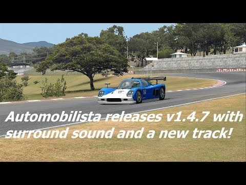 Automobilista Releases v1.4.7 and a Adds a Great New Track