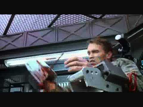 Total Recall - Arnold's best scenes