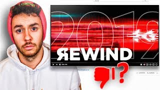 REACCIONANDO A YOUTUBE REWIND 2019 | #YouTubeRewind