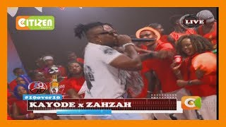 10 OVER 10 | Kayode and Zaza live on the 10