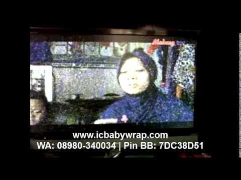 Hp 08980 340034 Baby Wrap Yang Bagus Murah Indonesia Masuk Tv