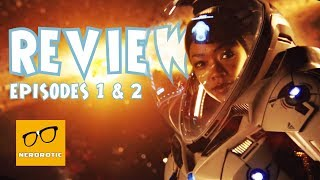 "Star Trek Discovery Episode 1 Review ""The Vulcan Hello"""