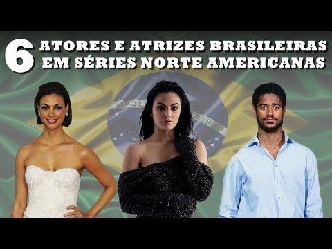6 ATORES E ATRIZES DE SÉRIES AMERICANAS QUE SÃO BRASILEIROS E VOCÊ NÃO SABIA