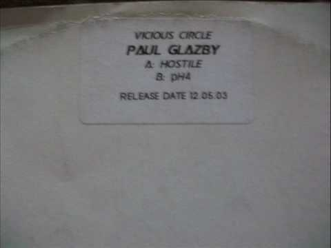 Paul Glazby - Kick It / In Your Mind